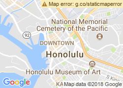 Map of Hawaii Pacific University