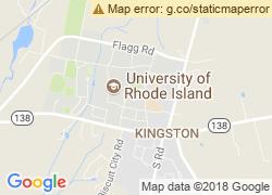 Map of University of Rhode Island