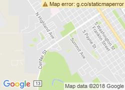 Map of Martin Luther College