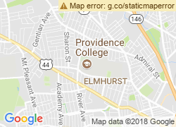 Map of Providence College