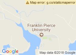 Map of Franklin Pierce University