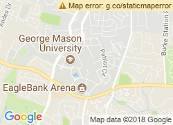 Map of George Mason University