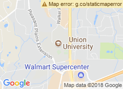 Map of Union University