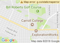 Map of Carroll College