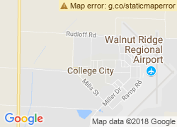 Map of Williams Baptist College