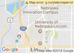 Map of University of Nebraska-Lincoln
